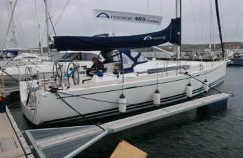 NY: Arcona selger også bra, og denne 46-foteren skal til Norge.