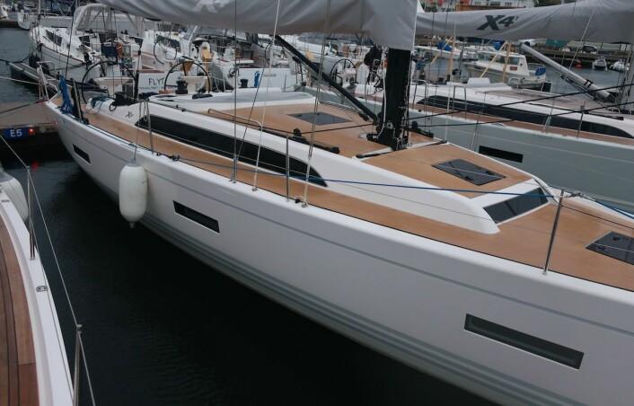 X-YACHTS: X4.0 er den store nyheten i Marstrand, men båten kommer også til Oslo.
