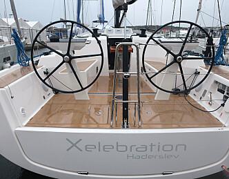 X4.0 fra X-Yachts imponerer