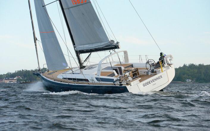 NY: Nye «Gode venner» vil vise kryssegenskapene til moderne turbåter med fyldige skrog.