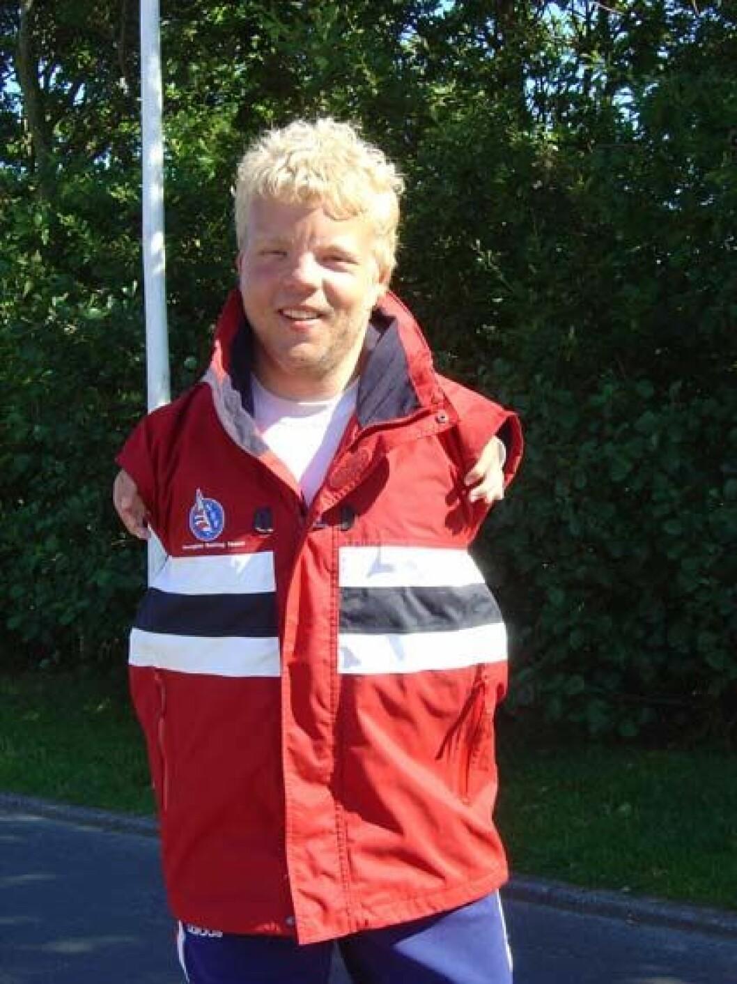 Bjørnar Erikstad Årets Seiler 2006