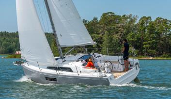 KOMPAKT: Oceanis 30.1 har solt bra i Europa, og viser at mindre båter også er etterspurt.