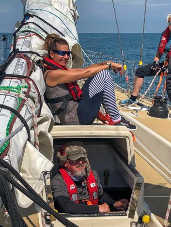 AMATØRENES VOLVO OCEAN RACE: Det er ingen krav om seilerfaring i Clipper Race, men alle deltagere mågjennom fire ukers trening før regattaen. Deltagerne utgjør mannskapet og utfører alle jobber om bord.