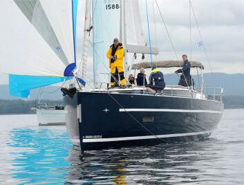 BAVARIA: C50 Style er ny i Norge, og viser Bavarias nye stil.