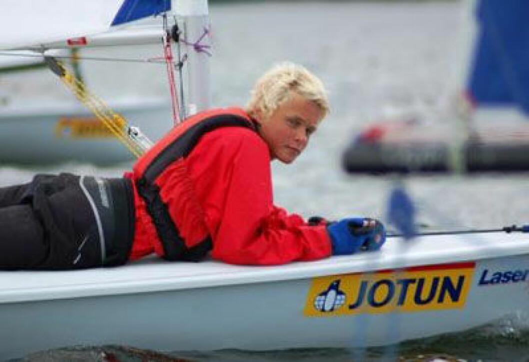 Jotun StorNM : Mye venting og lite seiling i avslutningen