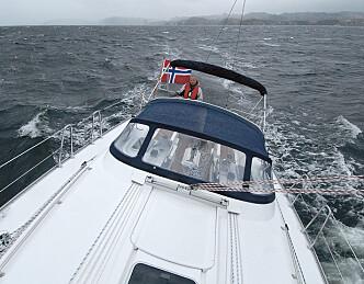 Bavaria 43 Cruiser bestod prøven