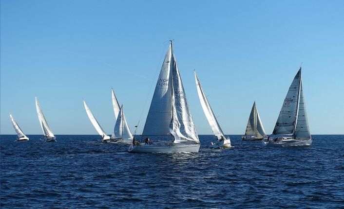 TYNT: kun 12 båter deltok i NM for shorthanded.