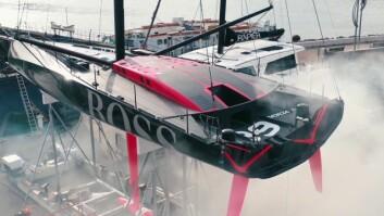 OVERBYGG: «Hugo Boss» har dratt havseilas til en innendørssport.