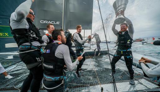 Sail GP – kanskje til Skandinavia