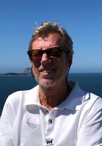 CLUBSWAN: Haakon Lorentzen, 65, skal representere Norge i Swan Nation Cup.