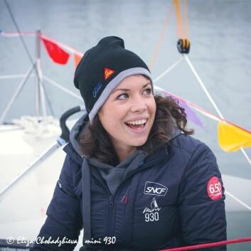 ATYPISK: Marie Gendron kombinerte studier, drøm og idrett.
