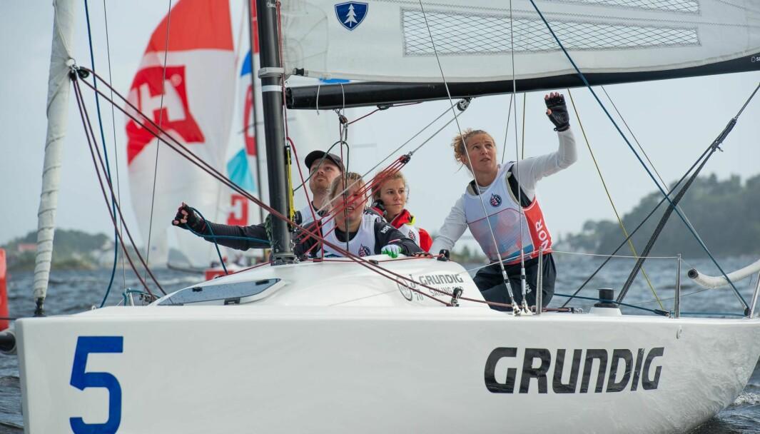 Grundig Sailing Cup flyttes