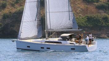 NY: Grand Soleil 42LC er en av båtene som bør passe det norske markedet bra.