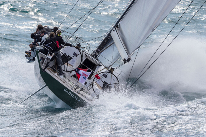 MATHILDE, Class: Clubswan 50, Sail n: SUI5004, Nationality: Suisse