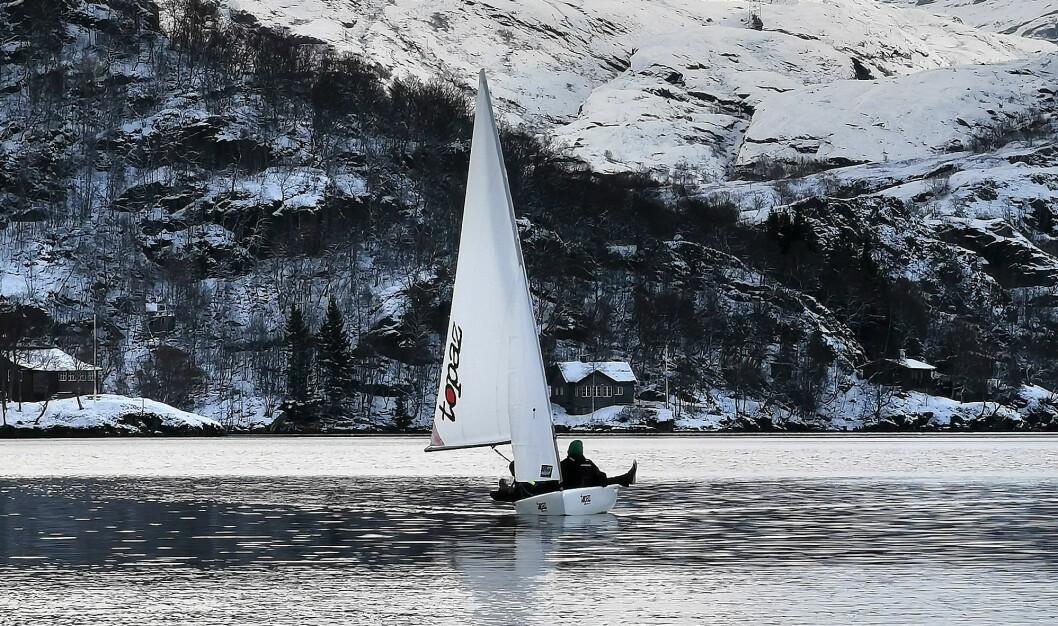 VESTLANDET: Høydetrening 765 moh på Reinungavatnet