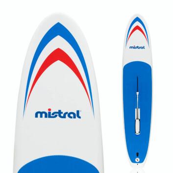 COMPETITION: Windsurfer LT i utgaven som Mistral skal markedsføre,