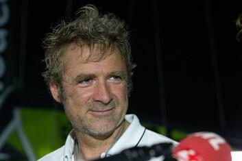 VINNER: Yann Eliès har vunnet TJV tre ganger på rad, og er påmedlt til Vendee Globe med ny båt.