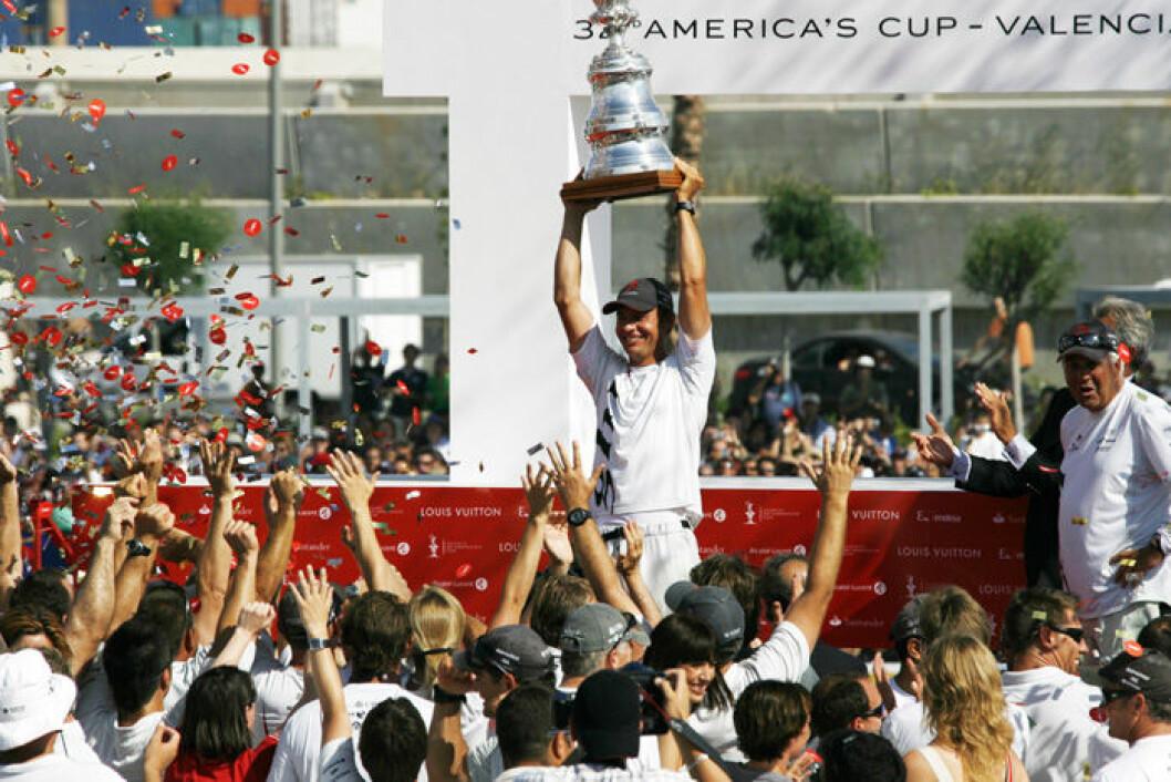America's Cup utsatt