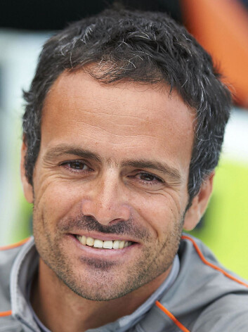 RASKEST: Franck Cammas er skipper på «Edmond de Rothcild».