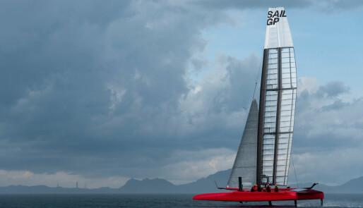 SailGP til Danmark