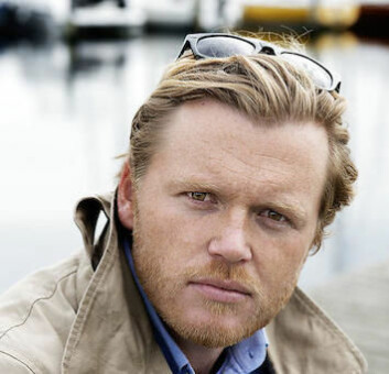 SJEF: Jonas Høegh Christensen har etter lenger tid skaffet midler for et dansk SailGP-lag.