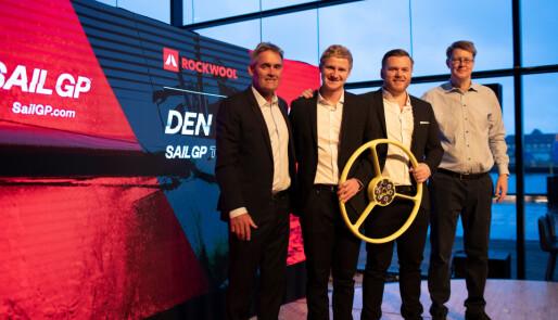 Trekker seg fra det danske teamet i Sail GP