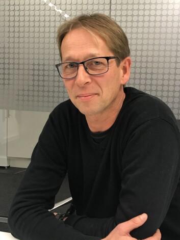 BEKYMRET:  Jan Petter Gamborg er redd for at seilsporten skal gå glipp av midler, fordi sesongen er for kort.