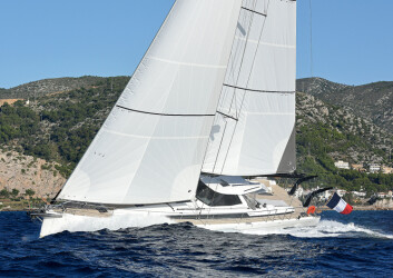 Luksuriøse båter: Amel 60.