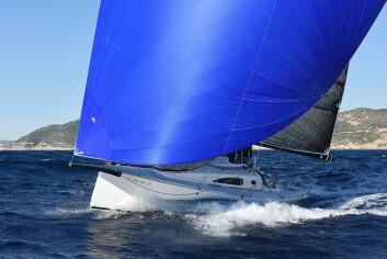 Regattabåter: J/99.