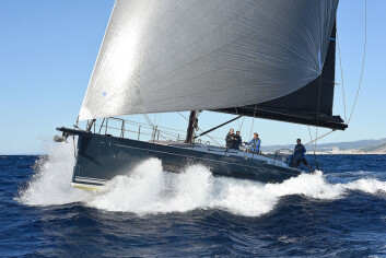 Raske turseilere: First Yacht 53.