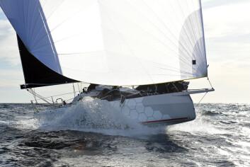 Regattabåter: Dehler 30OD.