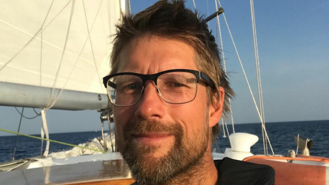 NY DAGLIG LEDER: Fra 1. februar 2020 vil Lars Ole Gudevang sette seg i stolen som daglig leder i Stavanger Seilforening.