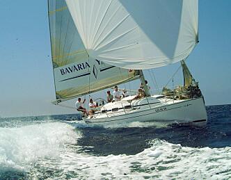 Turbåt av racingkaliber