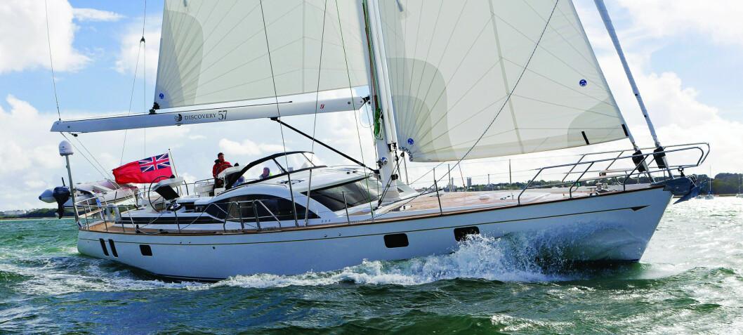 Discovery Yachts omorganiserer etter rettsak