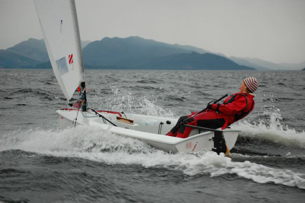 Tåke førte til politiforbud mot seiling på Gardasjøen