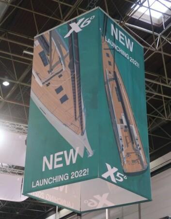 X-YACHTS: Lørdag avsløres en ny X6.0 og X5.6 i Dusseldorf.