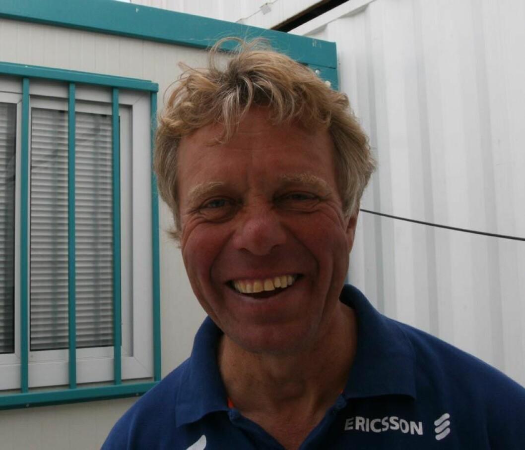 Mange Olsson blir vaktsjef hos Ericsson