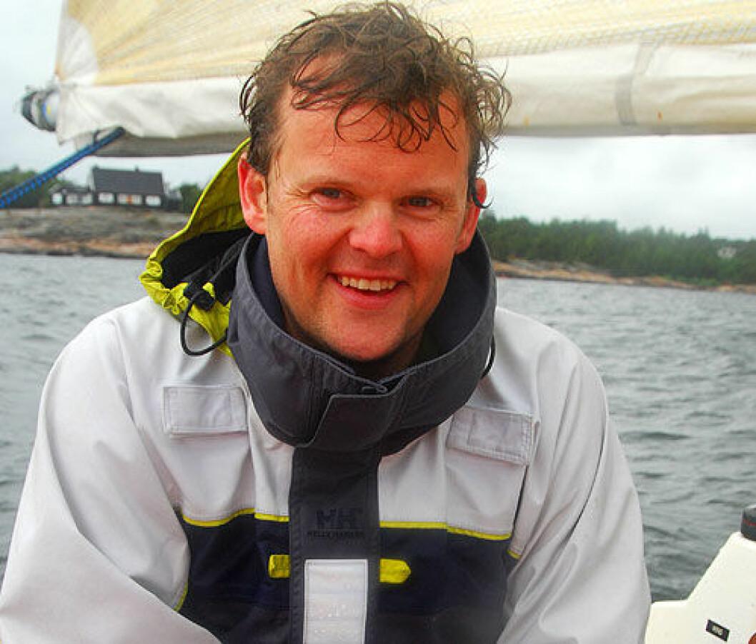 Dramatikk under Hankø Race Week