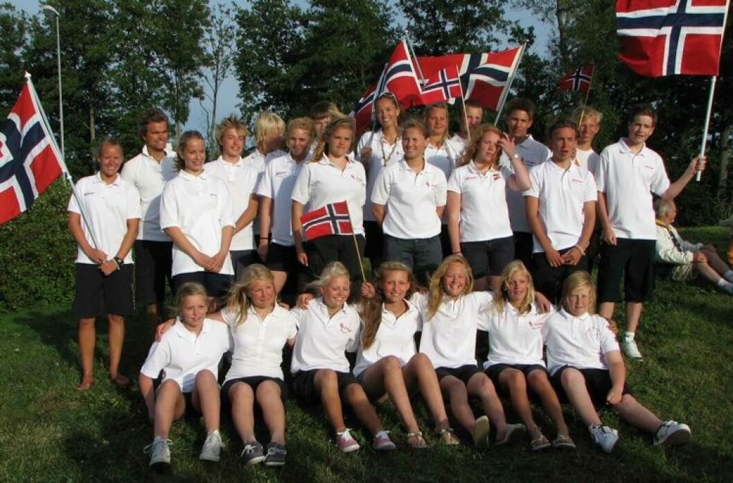 Sterk Norsk innsats I Zoom8