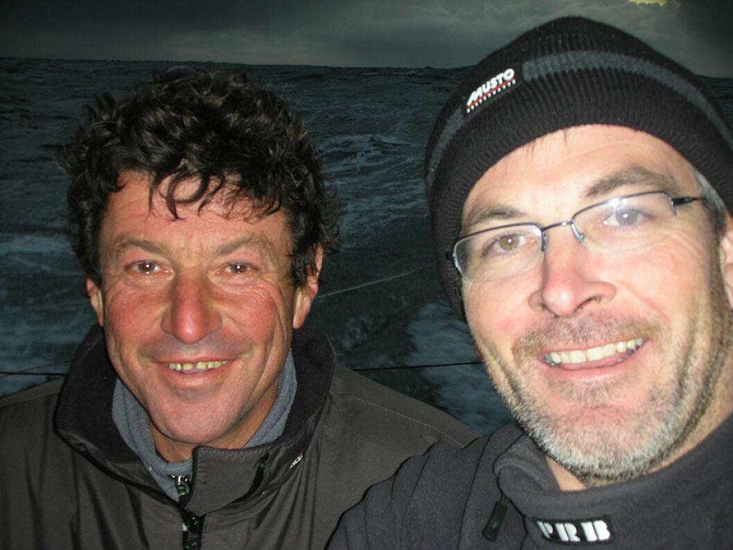 Godtgjørelse for Vendée-seilere