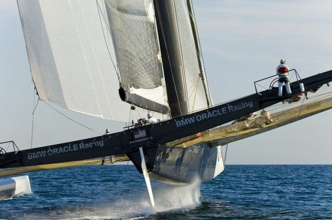 Dato stadfestet for America´s Cup regatta