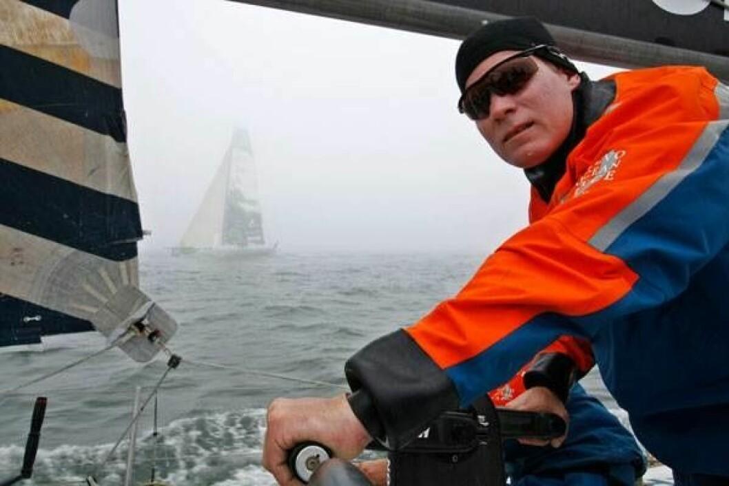 Ericsson 3 har seilt seg opp i teten