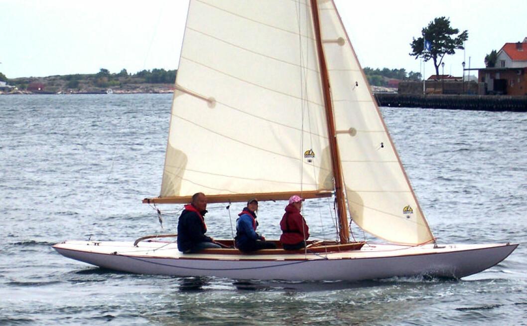 Jenteregatta i Risør til helgen