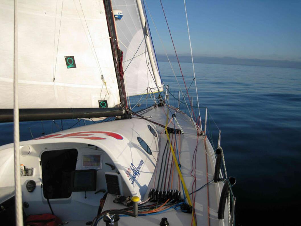 «Solo» første båt til Shetland