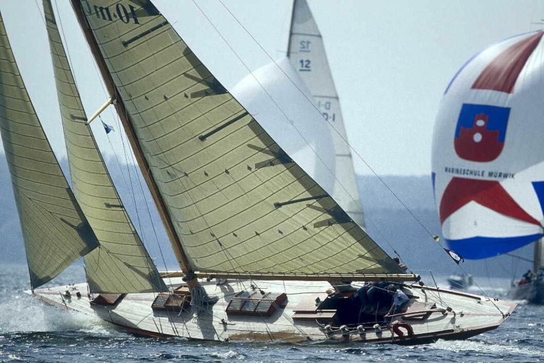 12 meter Cup i Sandefjord 6. - 9. august