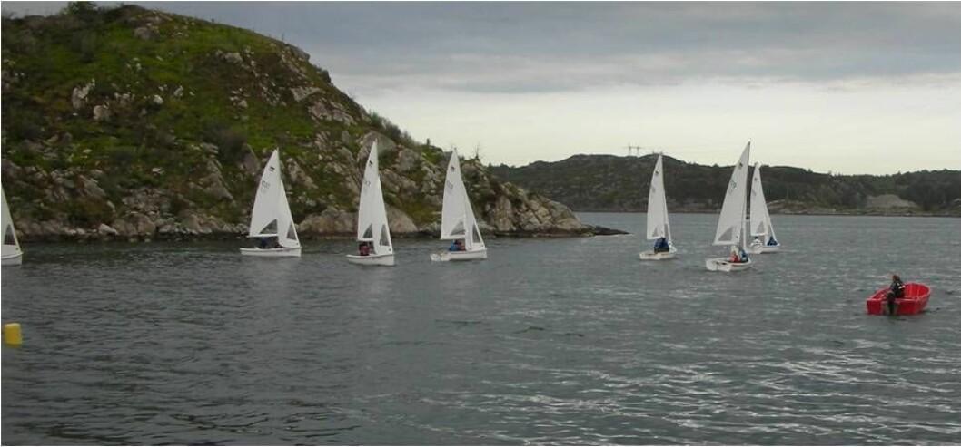 2-Krona finale i Haugesund
