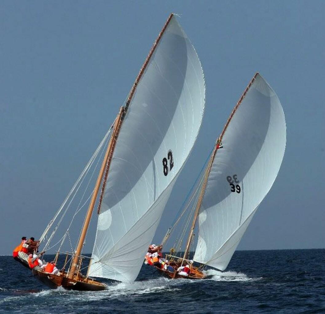 Sesongstart for Dhow-seilerne