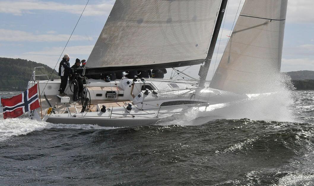Færderseilasen integrert i Baltic IRC Cup