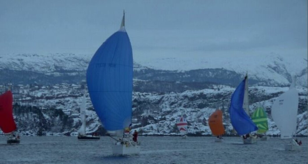 Glem vinter-OL! 13. februar arrangeres Snøføyka i Bergen