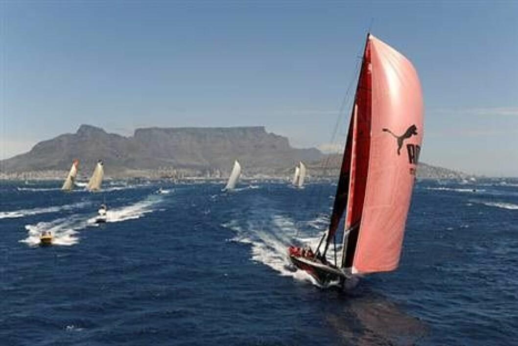 Cape Town første stopp i Volvo Ocean Race